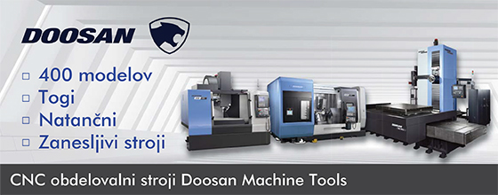 BTS Doosan Machine tools
