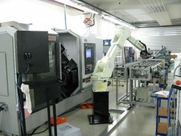 Demo center, cnc stroji, cnc stružnica